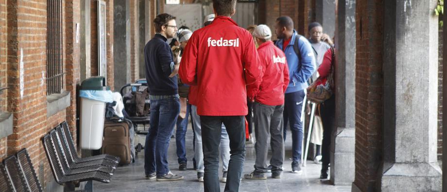 Aanmeldcentrum Fedasil