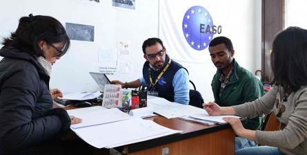 EASO Italy